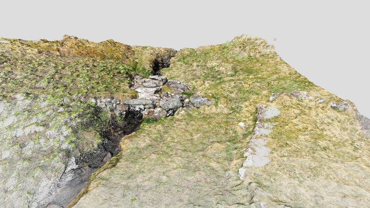 Mingulay 3 -A township bridge 3D Model