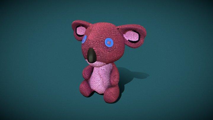 Koala 3D Model