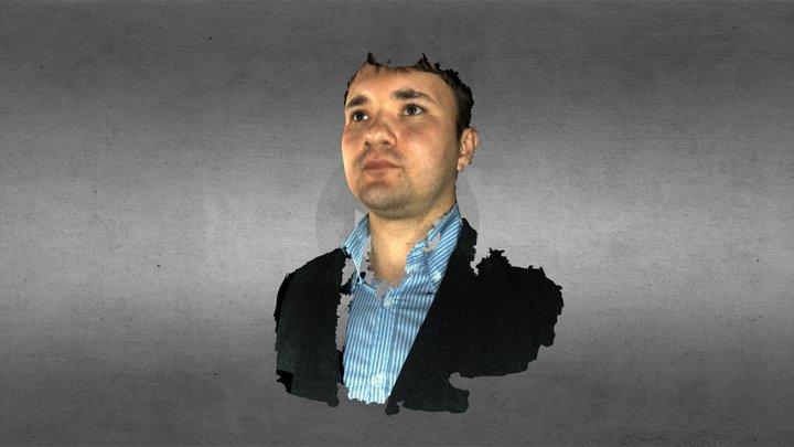 Щербашев Александр S-alex-21@mail 3D Model