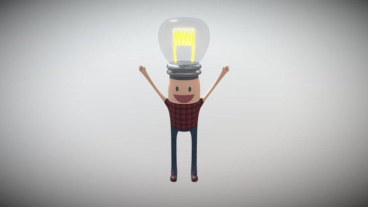 December 17: idea 3D Model