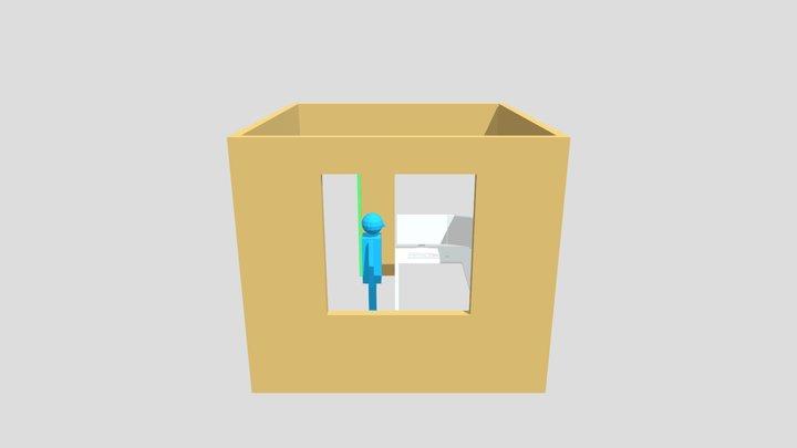 Office3 3D Model