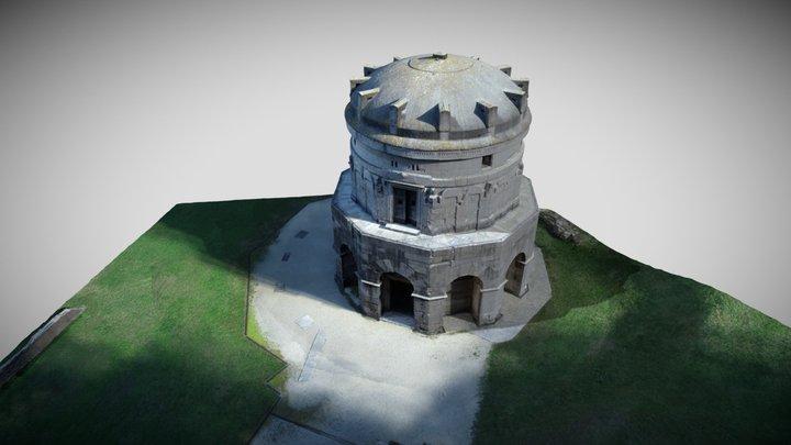 Mausoleo di Teodorico 3D Model