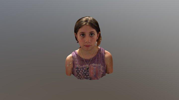 Teresa1 3D Model