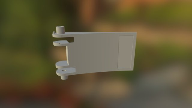 Stütze 3D Model