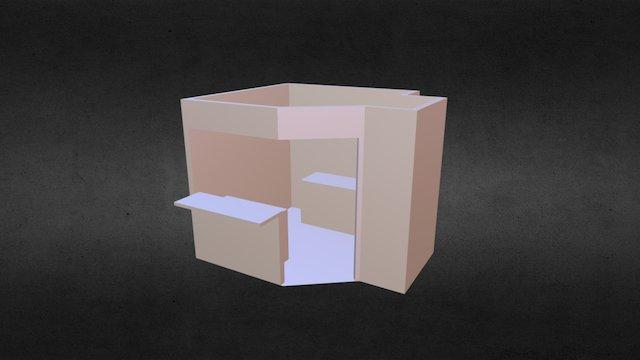 20170127 ANNICK 2 3D Model