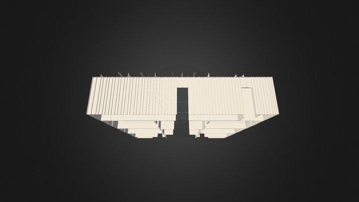 bozza ipe 3D Model