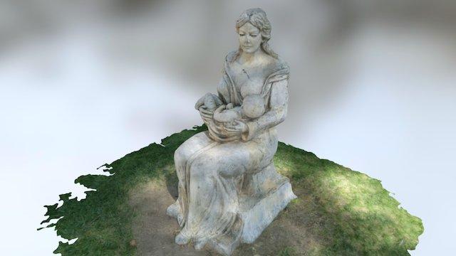 MADRE (MOTHER) 3D Model