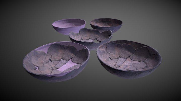 Modelo cerámica 3D Model