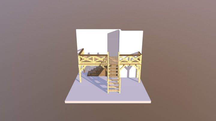 Ricotti 3D Model