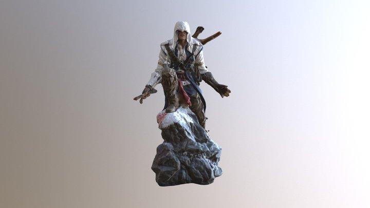 High Res Assassin Creed III Mesh 3D Model