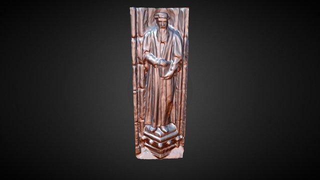 Sherbrooke St. Gilbert's Statuary 3D Model