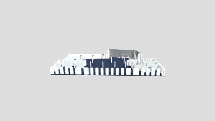 Romanov Dvor 3D Model