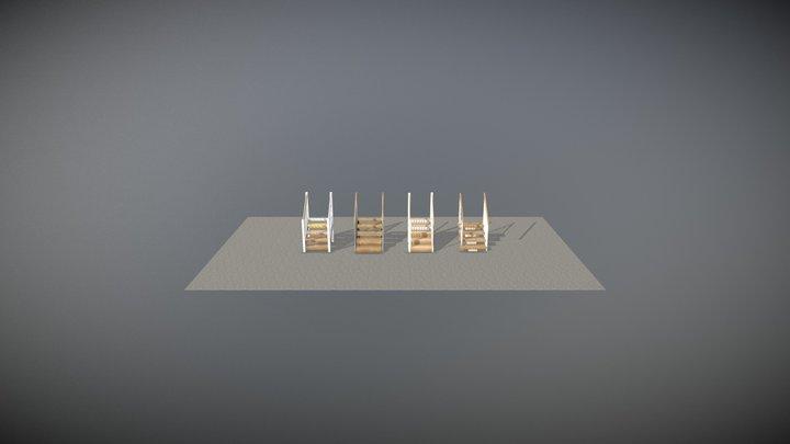 Wystawki 1_ 3D Model
