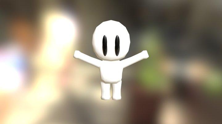 Human6 3D Model
