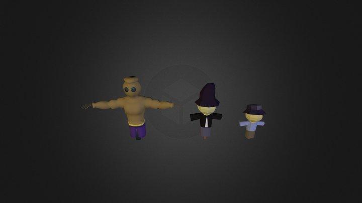 Vic_novoLOCAO 3D Model