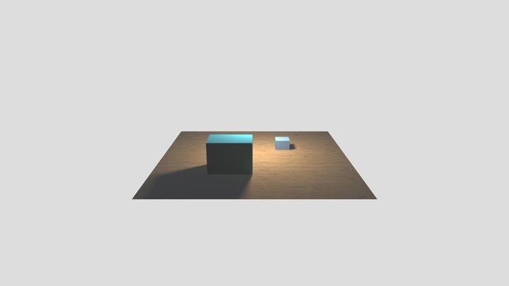 cs3 3D Model
