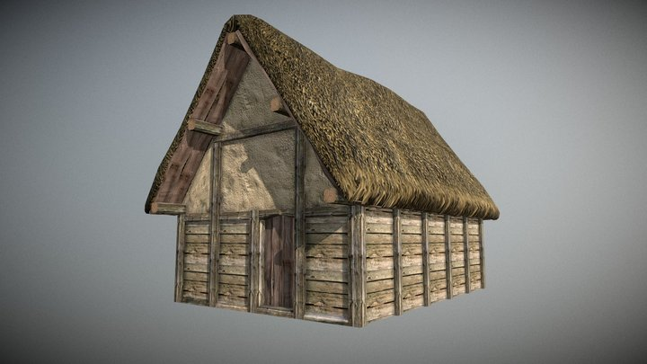 viking storage 3D Model