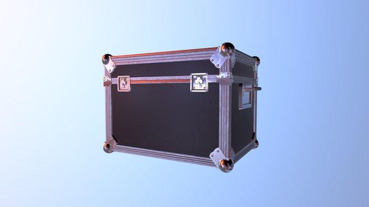 Road transport Case 3D Model