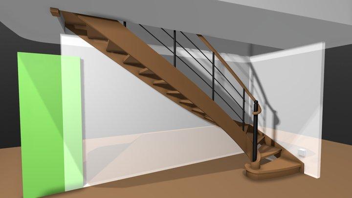 LANNION 3D Model