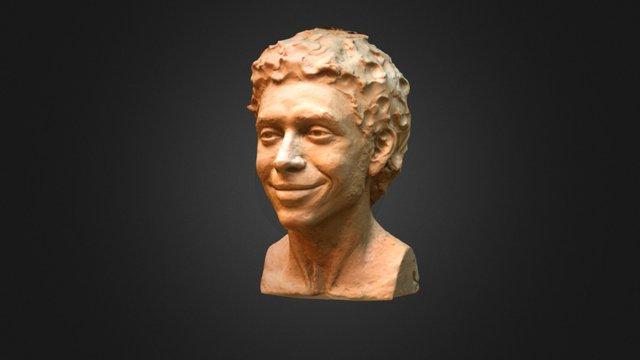 Valentino Rossi 3D Model