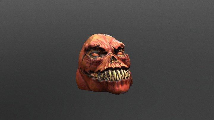 Pumpkinhead 3D Model