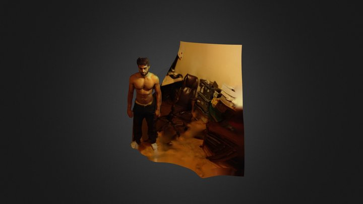 yohan 3D Model