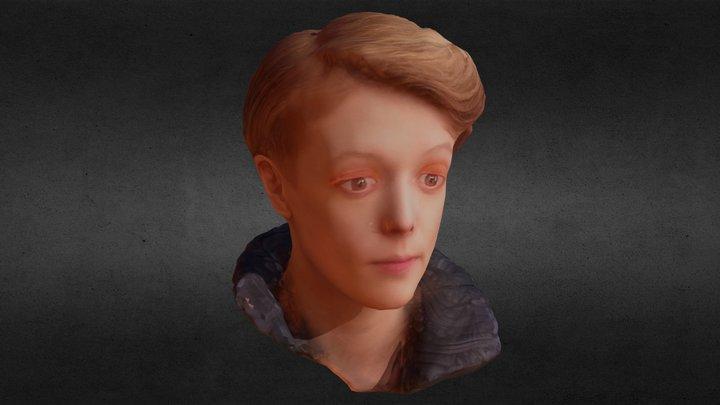 Abigail as Romeo 3D Model