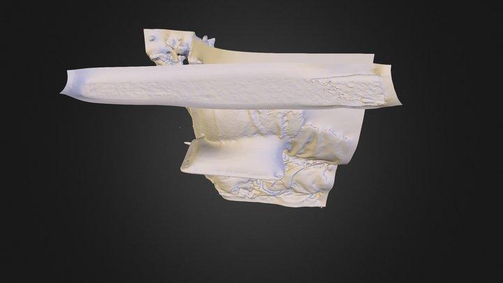 bed_laptop 3D Model