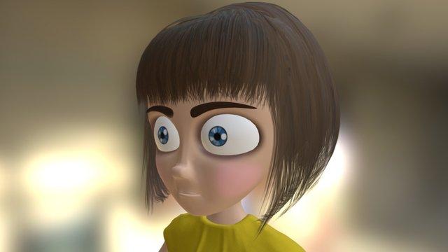 Fran Bow 3D Model