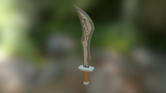 Katarina 3D Model