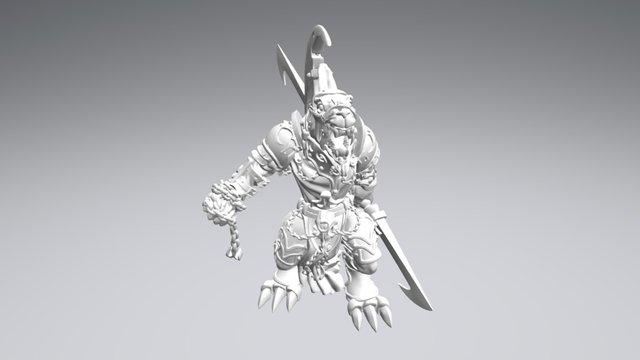 Decimatedrang 3D Model
