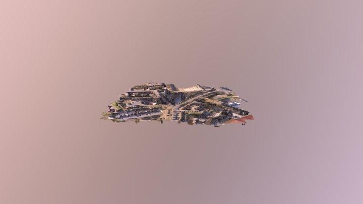 FACULTAD Simplified 3d Mesh 3D Model