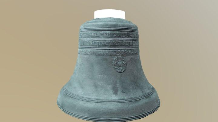 Georgian bell 3D Model