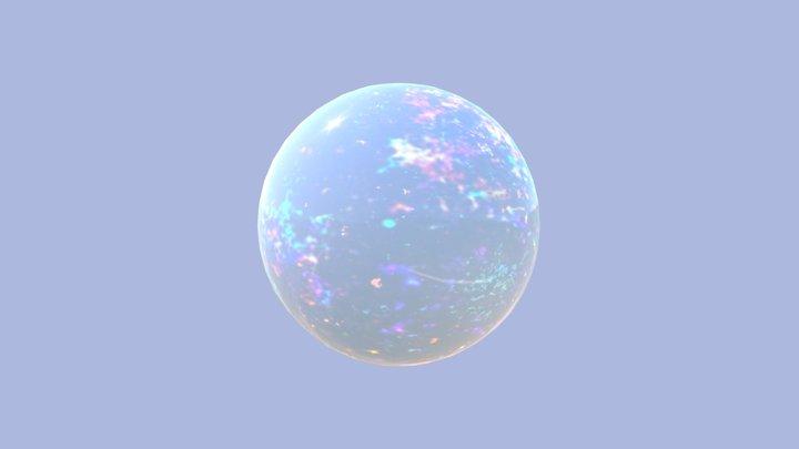 Opal 3D Model