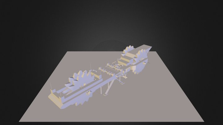 raw_primitives_model_animating_two_X-Plorer 28_0 3D Model