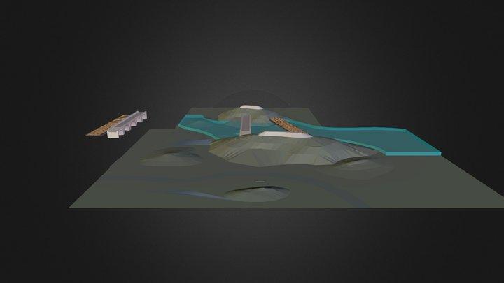 Rough Draft 3D Model