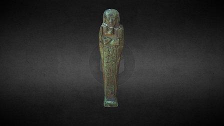 Egyptian Ushabti 3D Model