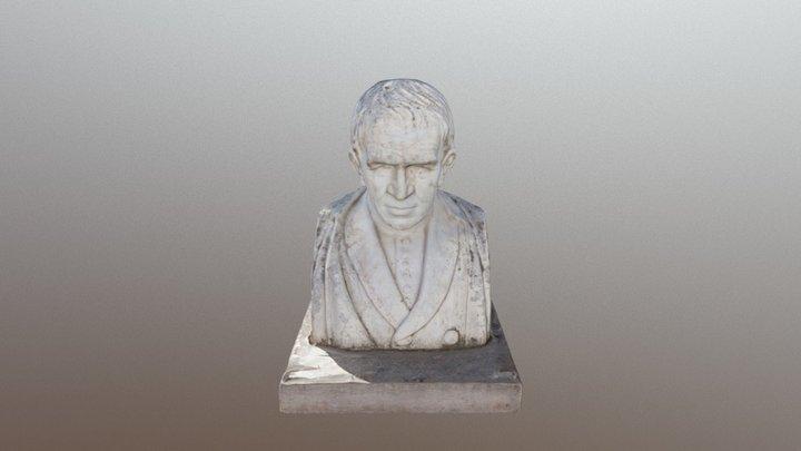 Andres Manjon 3D Model