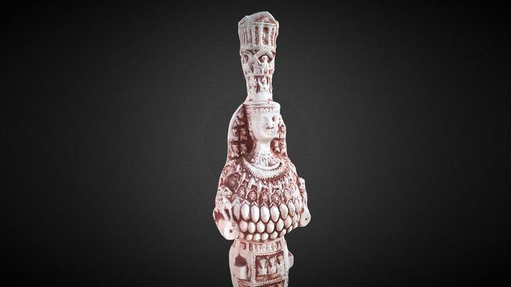 Artemis 3D Model