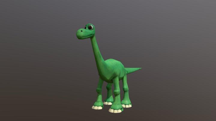 Dinosaur Disney 3D Model