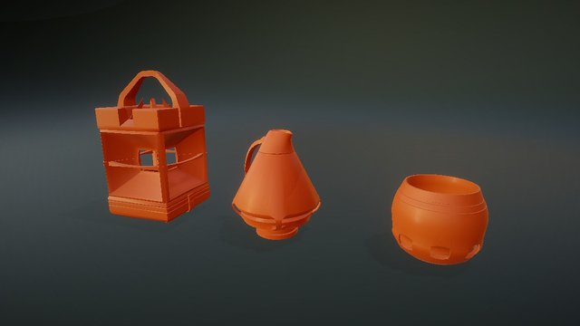 Mesh Modeling Exercise01 cgcookie 3D Model
