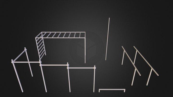sizzling_esboo-gogo.stl 3D Model