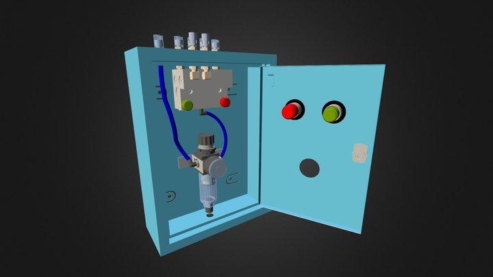 Oxy 3D Model