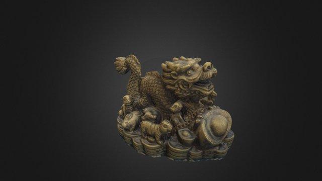 Chinese zodiac (3D Scan) 3D Model