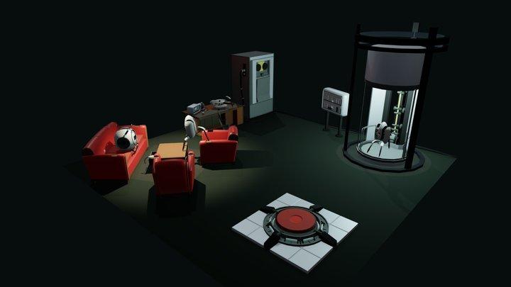 Homework 4 3D Model