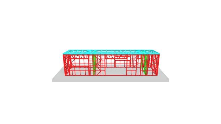 Frame Kit #50 3D Model
