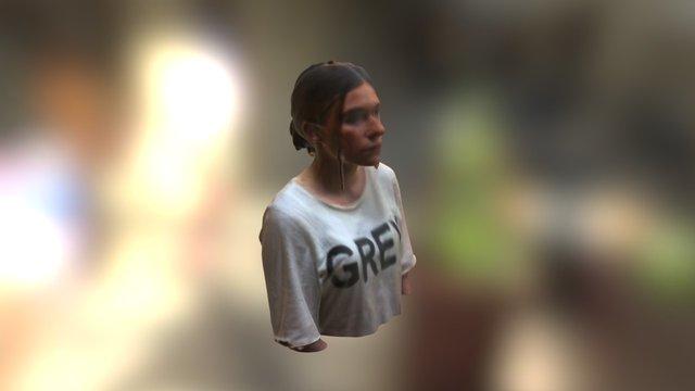 Tech Class Scanning Project - Liz 3D Model