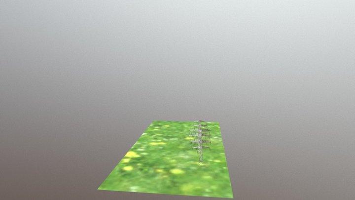 Maste 3D Model