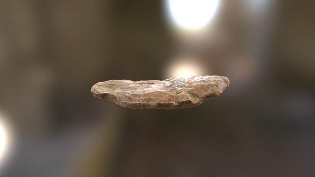 Rock Flat 3D Model
