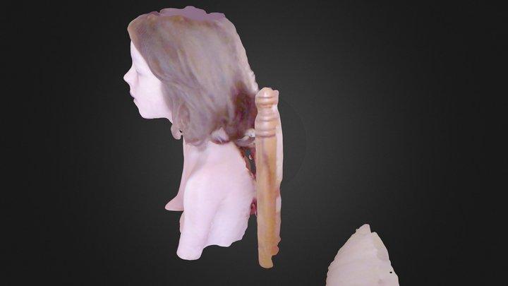 izzie 3D Model